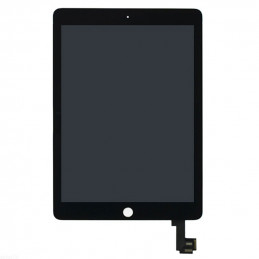 iPad Air 2 Complete LCD & Digitizer screen Replacement - Black