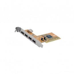 Sunix PCI-Kort USB 2.0...