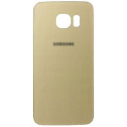 Samsung Galaxy S6 Baksida - Guld