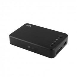 Mediaspelare med HDMI, AV, VGA, 1080P, har Autostart