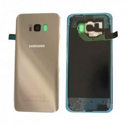 Samsung Galaxy S8 Plus Baksida Original - Guld