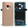 Samsung Galaxy S9 Baksida Original - Guld