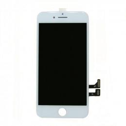 iPhone 8 Skärm - Vit Hög...