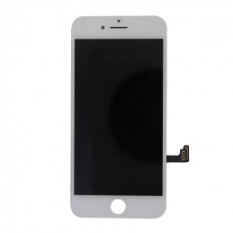 iPhone 7 Skärm - Vit Hög...