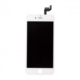 iPhone 6S Plus Skärm - Vit Hög Kvalitet AAA
