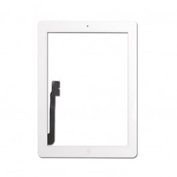 Glas iPad 3/4 Digitizer -...