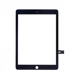 Glas iPad 2018 (iPad6) Digitizer - Svart