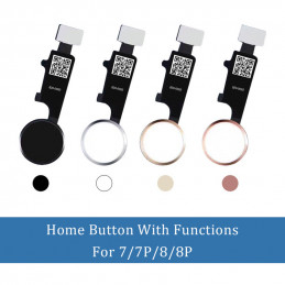 Home Button with Flex...