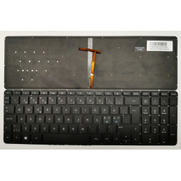 Keyboard Nordic for HP Envy...