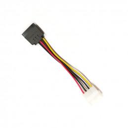 Strömkabel 4-pin Molex till...