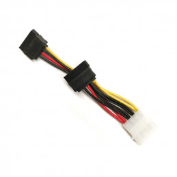 Deltaco Y-Power Cable for...