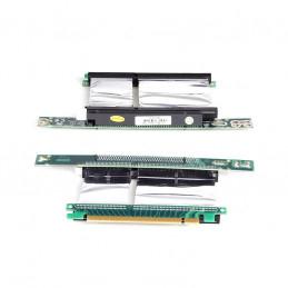 Delock Raiserkort Högermonterad, 1x PCI-Express x16 Port, 7cm