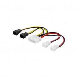 Adapterkabel Molex 4-pin...