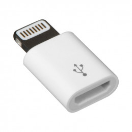 Micro USB till Lightning Adapter