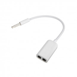 Ljud Splitter 3.5mm till iPad / iPhone