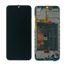 Original Huawei Y6/Pro/Prime 2019 LCD-Skärm - Svart