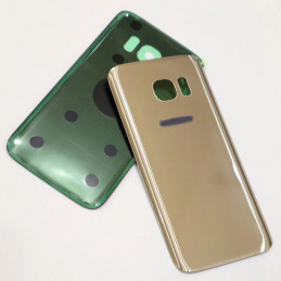 Samsung Galaxy S7 Baksida - Guld