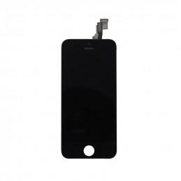 iPhone 5S/SE Skärm - Svart Hög Kvalitet AAA