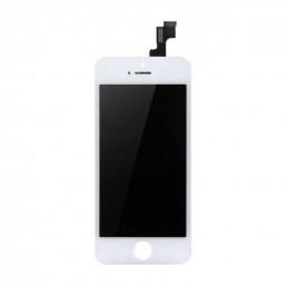 iPhone 5S/SE Skärm - Vit Hög Kvalitet AAA