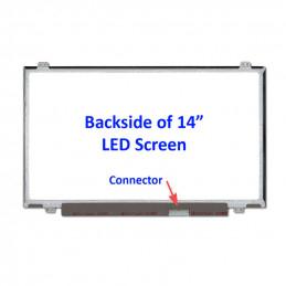 "Ny LCD Skärm 14"" HD..."