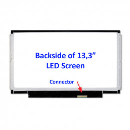 "LCD Screen 13.3"" HD..."