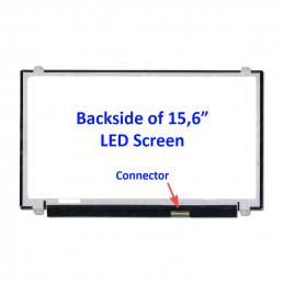 "LCD Screen 15.6"" HD..."