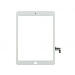 Glas iPad Air (Gen1) - 2017 (iPad5) Digitizer - Utan Hemknapp - Vit