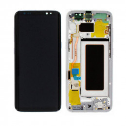 Samsung Galaxy S8 Front,...