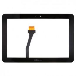 Samsung Galaxy Note 10.1, N8000, N8010, N8013, Glas - Svart
