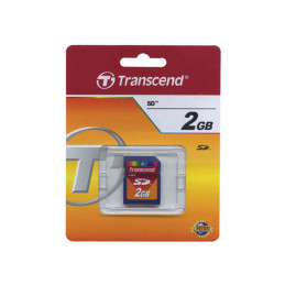 Transcend 2GB SD Standard...