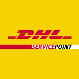 Return Shipping Label DHL...