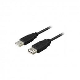 USB 2.0 Kabel Typ A Hane -...