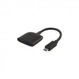USB-C Mini Hubb, 2x...