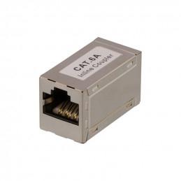 Deltaco Splitter CAT6a, FTP...