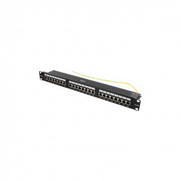 """Deltaco 19"""" Patchpanel,..."""