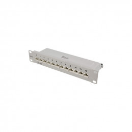 "Deltaco 10"" Patchpanel,..."