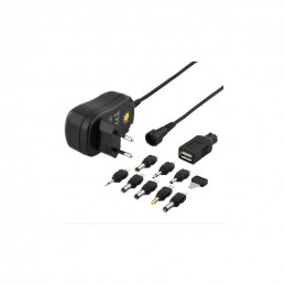 Deltaco AC Adapter 100-230V...