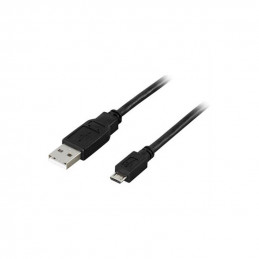 Deltaco USB 2.0 Cable, 5m,...