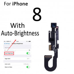iPhone 8 Front Camera Light...