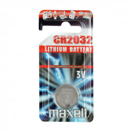 Maxell Button Cell Battery,...