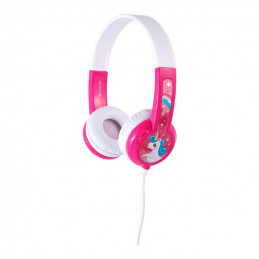 BuddyPhones DiscoverFun Pink