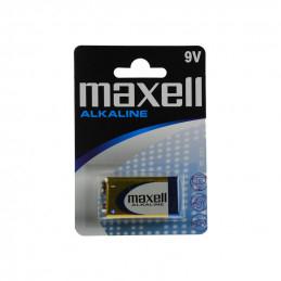 Maxell Battery, 9V/6LR61,...