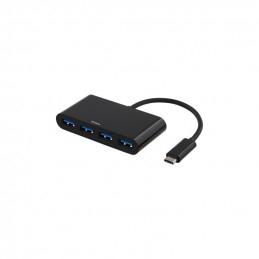 Deltaco USB 3.1 Gen 1 hub,...