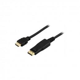 Deltaco DisplayPort to...