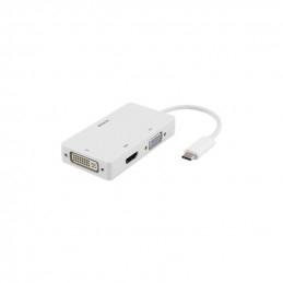 Deltaco USB-C till...