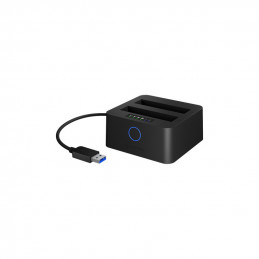 ICY BOX IB-2502CL-U3, 2-bay...
