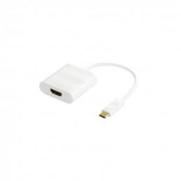Deltaco USB-C till HDMI...