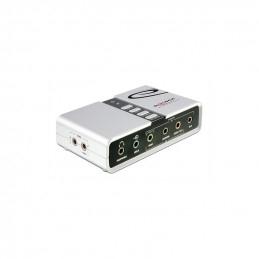 DeLOCK USB 2.0 ljudkort,...