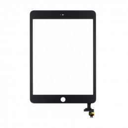 Glas iPad Mini 3 Digitizer - Svart