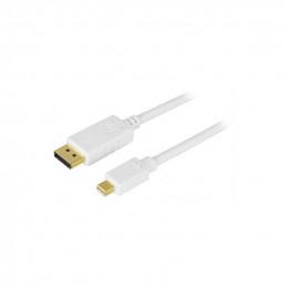 Deltaco DisplayPort to Mini...